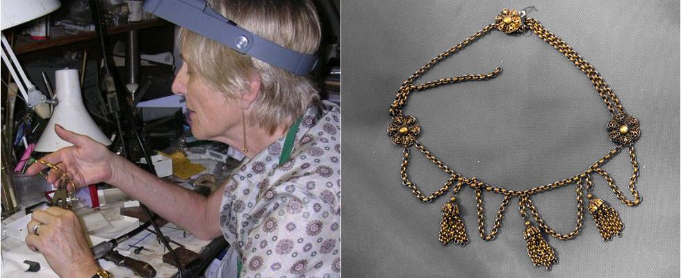 delicate jewelry repair